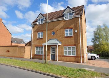 Thumbnail 4 bed detached house to rent in Bellflower Road, Hamilton, Leicester