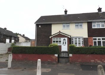 Thumbnail 4 bed terraced house for sale in Kirkby Row, Kirkby, Liverpool