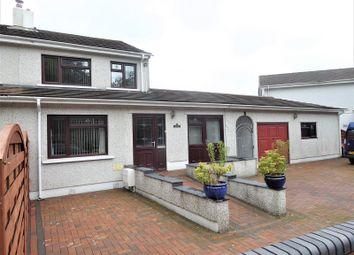 4 bed semi-detached house for sale in Llangeinor Road, Brynmenyn, Bridgend, Bridgend County. CF32