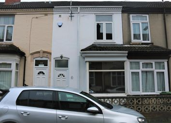 Thumbnail 5 bed terraced house to rent in Ivanhoe Street, Dudley