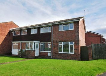 Thumbnail 4 bed end terrace house for sale in Philippa Close, Whitchurch, Bristol