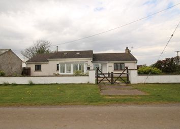 Thumbnail 3 bed bungalow for sale in Newtown, Silloth, Wigton