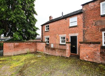 Thumbnail 1 bed cottage to rent in Pickwood Road, Leek