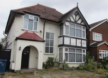Thumbnail 1 bed flat to rent in Northwick Park Road, Harrow On The Hill