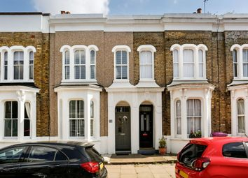 Thumbnail 3 bed terraced house for sale in Clinton Road, London