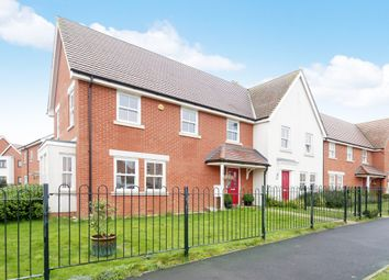 Thumbnail 3 bed semi-detached house for sale in Venus Avenue, Biggleswade