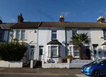 Thumbnail 3 bed terraced house for sale in Ingram Road, Gillingham