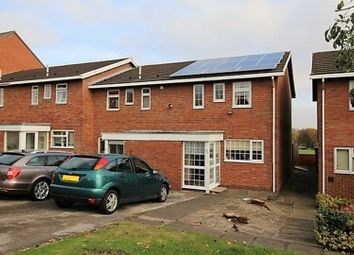 Thumbnail 3 bed end terrace house for sale in The Furlong, Wednesbury