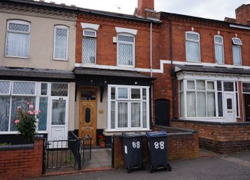 Thumbnail 3 bed terraced house for sale in Westbourne Road, Handsworth, Birmingham