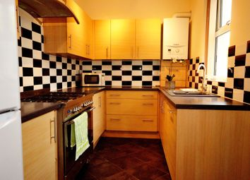 Thumbnail 6 bed terraced house to rent in Edmund Road, Sheffield