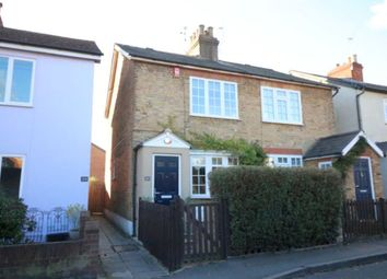 Thumbnail 2 bed semi-detached house for sale in North Street, Egham