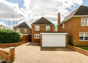 Thumbnail 4 bedroom detached house for sale in Farnaby Road, Shortlands