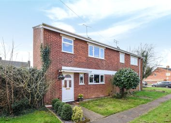 Thumbnail 3 bed end terrace house for sale in Ormonde Road, Wokingham, Berkshire