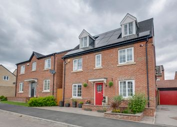 Thumbnail 5 bed detached house for sale in Gower Way, Rawmarsh, Rotherham