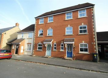 Thumbnail 3 bedroom town house for sale in Phoenix Gardens, Oakhurst, Swindon