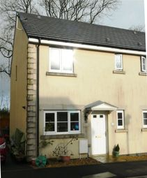 Thumbnail 3 bed semi-detached house for sale in Redstone Court, Narberth, Pembrokeshire