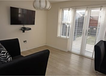 Thumbnail 4 bed town house to rent in Westgate Mews, West Bromwich
