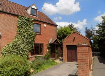 Thumbnail 3 bed end terrace house for sale in Arley Close, Swindon