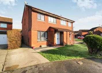 Thumbnail 3 bed semi-detached house for sale in Charrington Way, Broadbridge Heath, Horsham, West Sussex