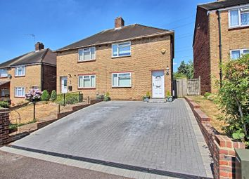 Thumbnail 2 bed semi-detached house for sale in Winterscroft Road, Hoddesdon