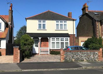 Thumbnail 4 bed detached house for sale in Stanley Road, Broadstairs