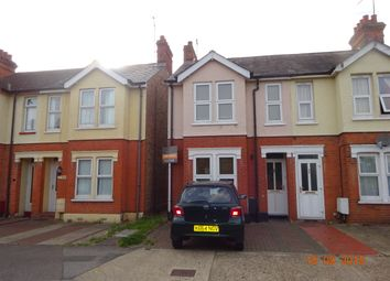 Thumbnail 1 bed semi-detached house for sale in Britannia Road, Ipswich