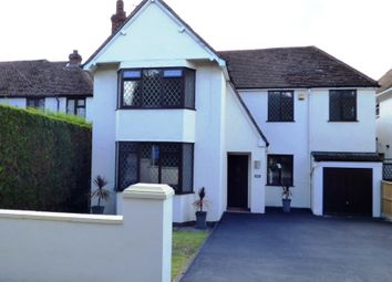 Thumbnail 4 bed detached house for sale in Wokingham Road, Earley