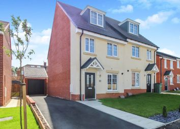 Thumbnail 3 bedroom semi-detached house for sale in Jarvis Drive, Crawcrook