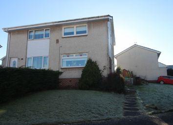 Thumbnail 2 bed semi-detached house for sale in St. Leonards Walk, Coatbridge, Lanarkshire