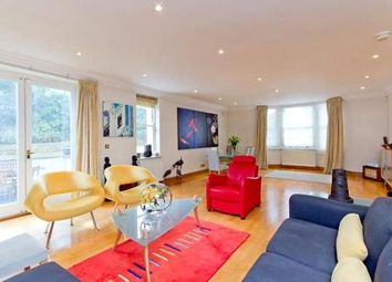 Thumbnail 3 bed flat to rent in St Johns Lodge, Harley Road, Swiss Cottage