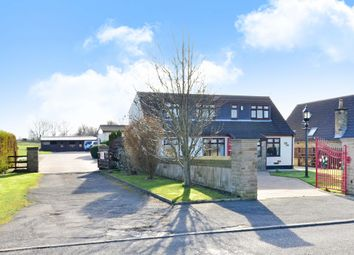 Thumbnail 4 bed farmhouse for sale in Sheffield Road, Barlborough, Chesterfield
