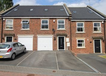 Thumbnail 3 bed town house for sale in Brooklands Croft, Wales, Sheffield