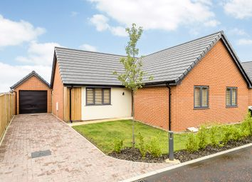 Thumbnail 3 bed detached bungalow for sale in The Pastures, Woods Meadow, Lowestoft