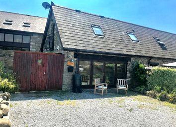 Thumbnail 1 bed barn conversion for sale in Eglwys Nunnydd, Port Talbot