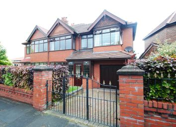 Thumbnail 4 bed semi-detached house for sale in Brian Avenue, Stockton Heath, Warrington