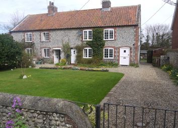Thumbnail 2 bedroom cottage to rent in Beckmeadow Way, Mundesley, Norwich