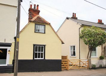 Thumbnail 2 bed semi-detached house for sale in The Street, Rayne, Braintree, Essex