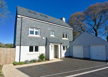 Thumbnail 4 bed detached house for sale in 27 Hockey Fields, School Lane, Stoke Fleming, Dartmouth, Devon