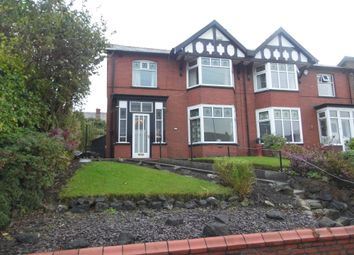 Thumbnail 3 bed semi-detached house for sale in Radcliffe New Road, Whitefield
