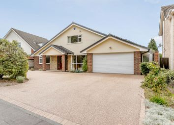 Thumbnail 5 bed detached house for sale in Balsall Street East, Balsall Common, Coventry