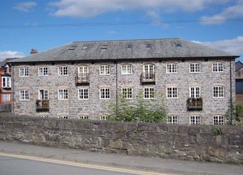 Thumbnail 1 bed flat to rent in 5, Town Mill, Llanidloes, Powys