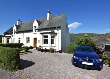 Thumbnail 4 bed semi-detached house for sale in Grange Road, Fort William