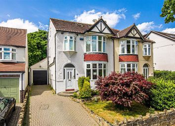 Thumbnail 4 bed semi-detached house for sale in 51, Whirlowdale Crescent, Millhouses