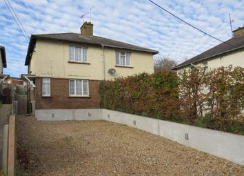 Thumbnail 2 bed semi-detached house for sale in Woodlands Avenue, Berkhamsted