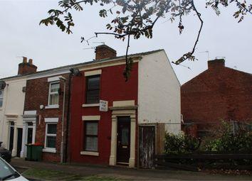 Thumbnail 2 bedroom end terrace house for sale in Kent Street, Preston, Lancashire
