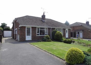 Thumbnail 2 bed bungalow to rent in Thirlmere Avenue, Allestree, Derby