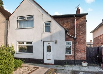 Thumbnail 4 bed semi-detached house to rent in Morley Avenue, Manchester
