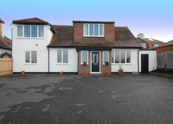 Thumbnail 3 bed detached bungalow for sale in Epsom Lane North, Tadworth