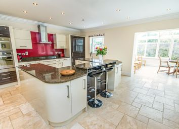 Thumbnail 4 bed detached house for sale in Queens Walk, Stamford