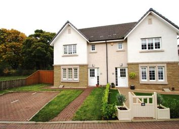 Thumbnail 3 bed semi-detached house for sale in Crown Crescent, Larbert